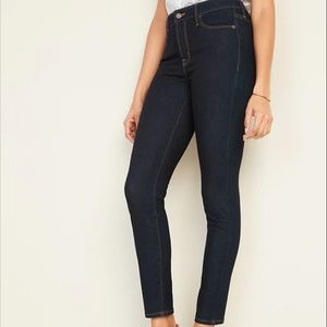 High-Waisted Rockstar Super Skinny Jeans. 2P. NWT